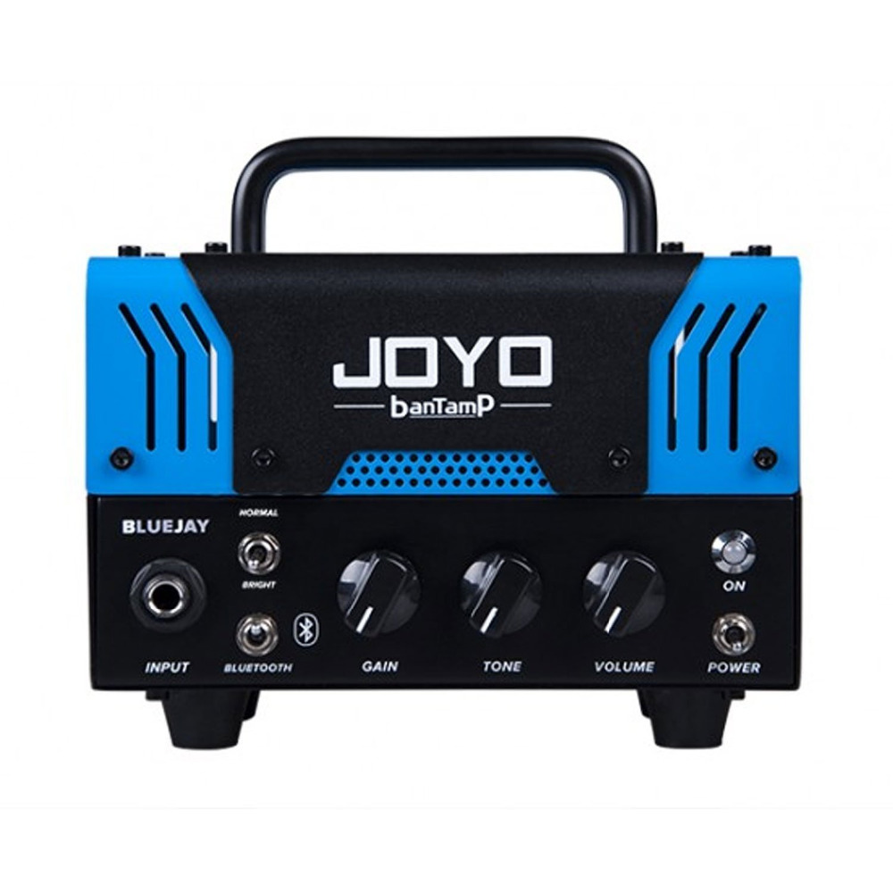 цена на JOYO BLUEJAY 20 Watt Mini Tube Head New banTamp Series Guitar Amplifier Amp Speaker