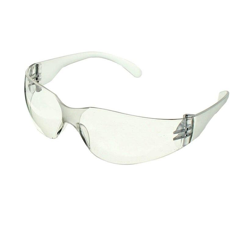 1 PCS Laboratório Óculos de Segurança Proteção Para Os Olhos óculos de Proteção  Óculos de Lente Clara Óculos de Segurança do Trabalho Suprimentos d3c0374a09