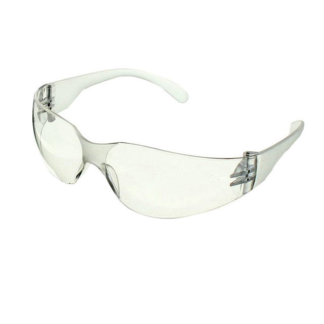 2ed1c5488b2 1 PCS Safety Glasses Lab Eye Protection Protective Eyewear Clear Lens  Workplace Safety Goggles Supplies