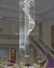 Free shipping 2014 new modern design Dia600*H1800mm home decoration crystal chandeliers,super hotel lighting DJ1