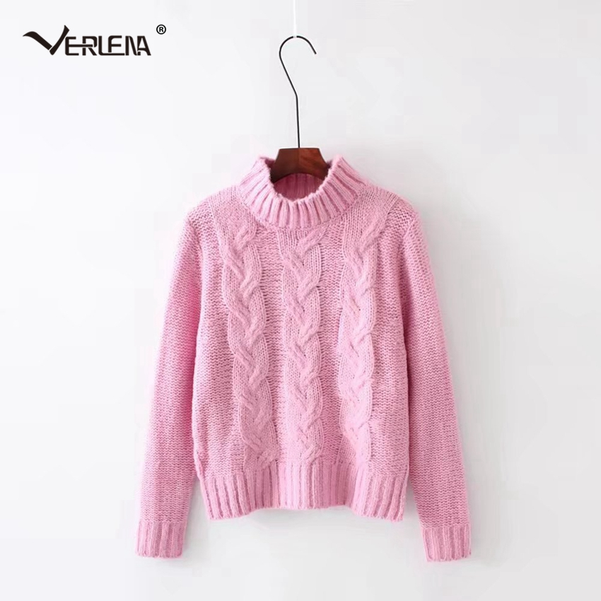 Efficient Block Color Stripes Letter Stars Pattern Red Jumper Sweater Women Dollar Symbol $ Streetwear Loose Long Pullover Verlena 2019 Pullovers