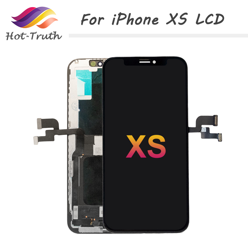 OEM AAA Quality For iPhone XS LCD Screen For iPhone XS A2098 A2100 A2097 Display Touch Screen Assembly Digitizer ReplacementOEM AAA Quality For iPhone XS LCD Screen For iPhone XS A2098 A2100 A2097 Display Touch Screen Assembly Digitizer Replacement