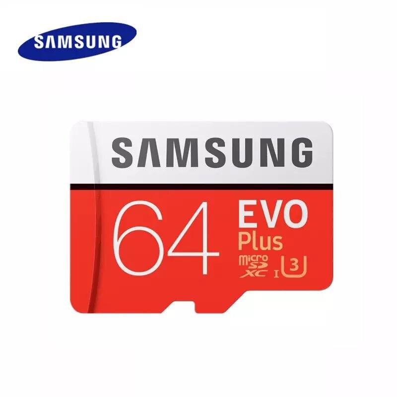 SAMSUNG Micro SD Karte 64 gb SDHC 80 mb/s Grade Class10 Speicher Karte C10 UHS-I TF/SD Karten Trans flash SDXC 32 gb 128 gb Speicher Karte