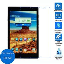 For Lenovo S8-50 Tablet Ultra-thin Premium Explosion-proof Tempered Glass Screen Protector Guard Film