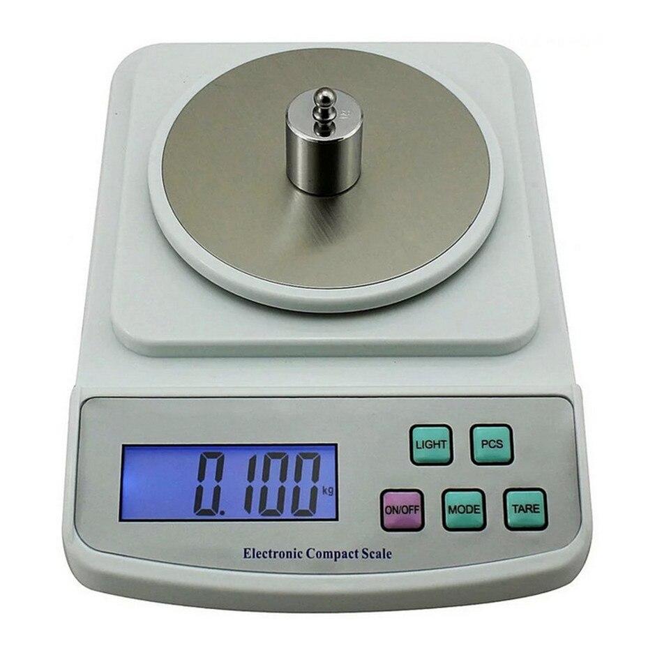 SF-400C 500g/0.01g alto peso precisão bolso Digital balança eletrônica jóias escala medicina chinesa