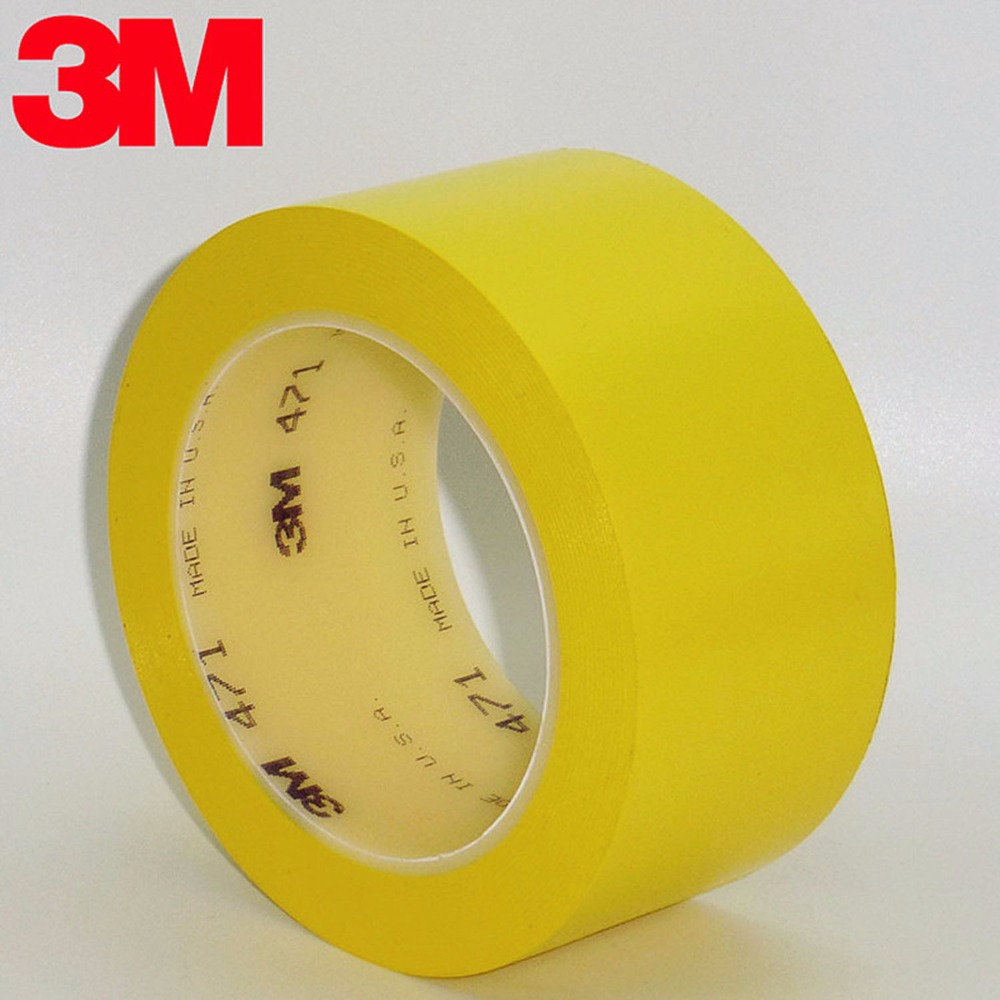 3M471 floor tape carpet Floor tape Diy decoration Strong waterproof vigorously Color tape Duct tape 108ft