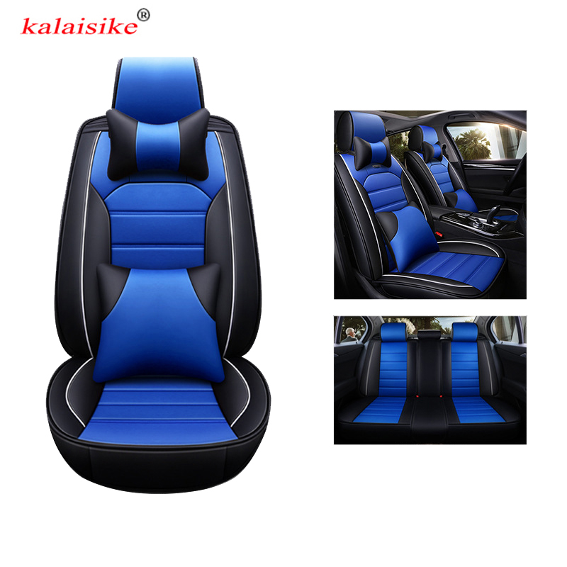 kalaisike universal leather car seat covers for Haval all models H8 H9 H1 M6 H5 H6