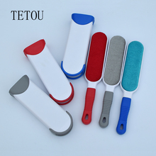 Reusable Magic Pet Hair Fur Brush Lint Remover Dog Cat Fur Cleaning Brush Home Furniture Sofa Clothes Cleaning Lint Brush