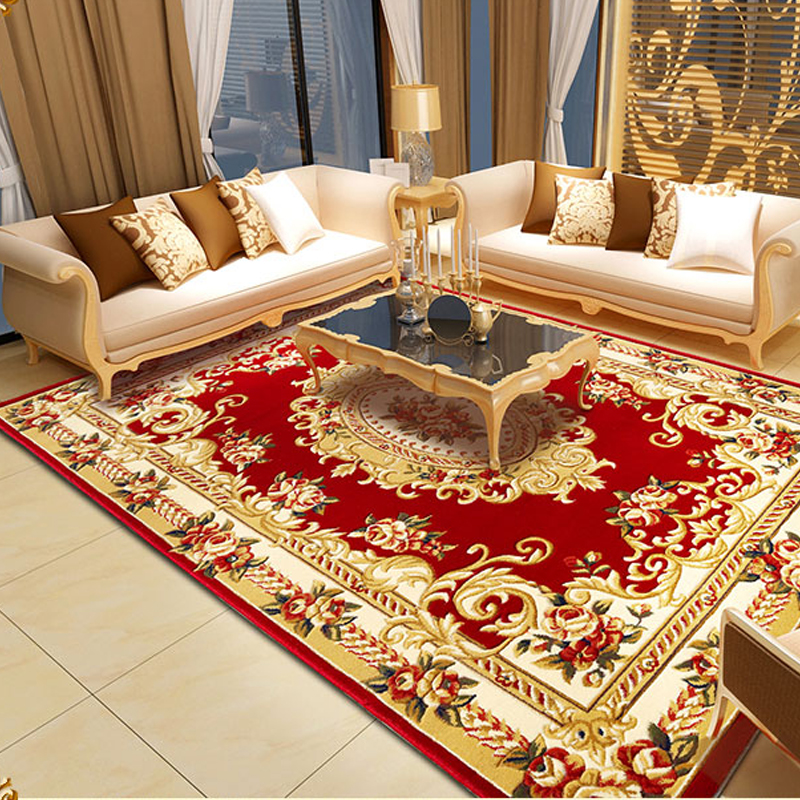 Palace Carpets Polypropylene Rug Home Decor Carpet Bedroom