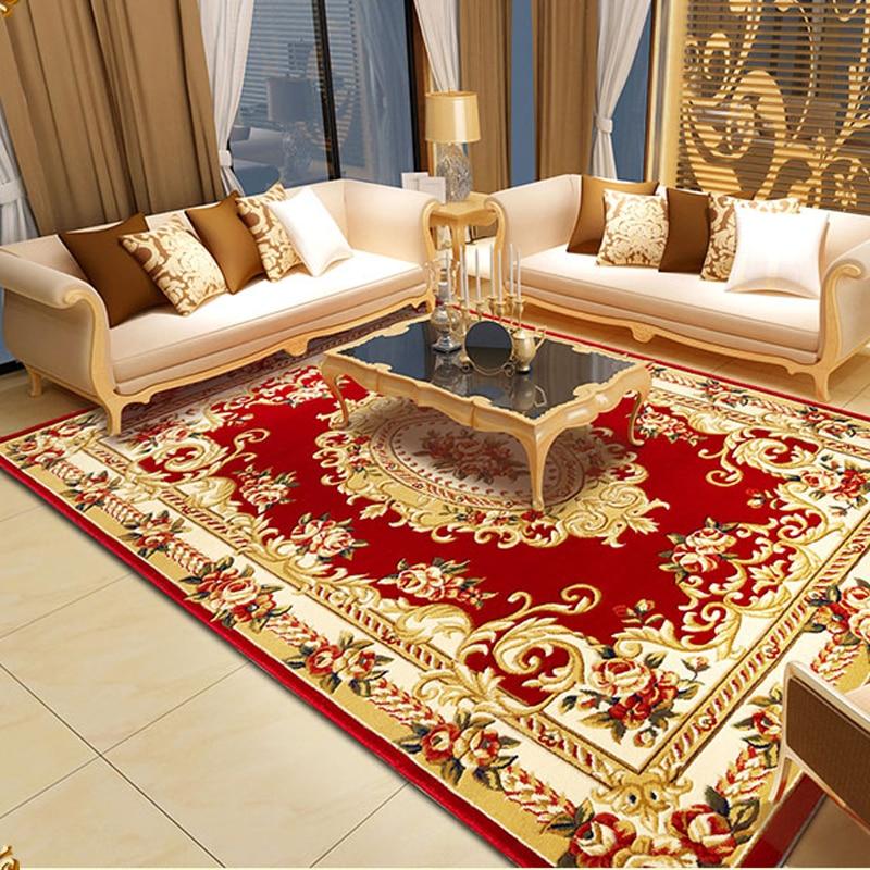 Living Room Decorating Design Carpet Or Rug For Living: Palace Carpets Polypropylene Rug Home Decor Carpet Bedroom