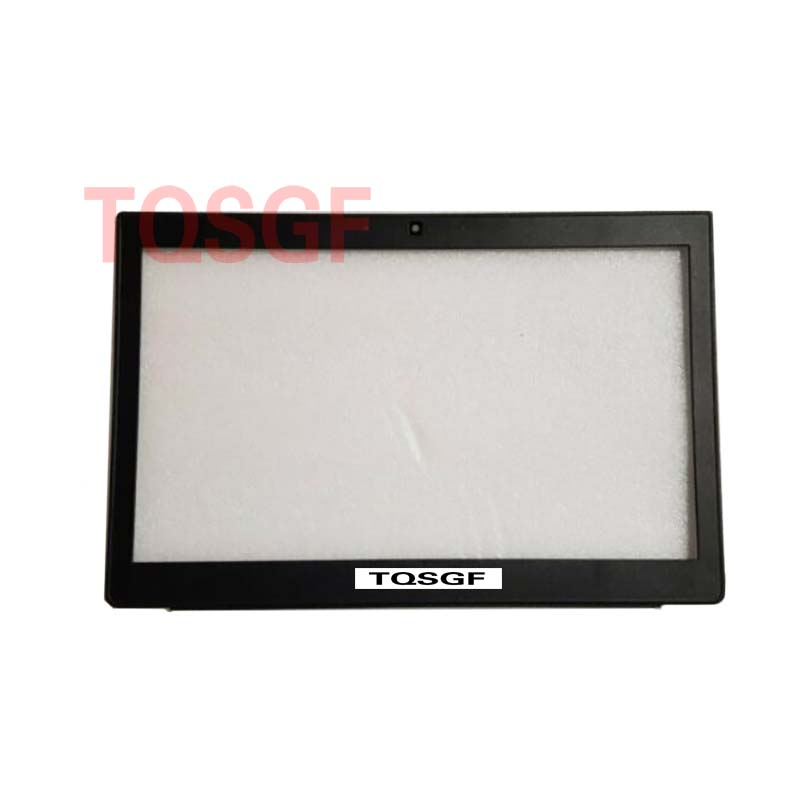 LCD Front Bezel for <font><b>Dell</b></font> Latitude E5570 Precision 15 <font><b>3510</b></font> 08VYRG 8VYRG Black image