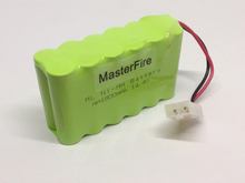 MasterFire 2Pack/lot New 14.4V AA 1800mAh NI-MH Rechargeable Battery NiMH Batteries Pack Free Shipping