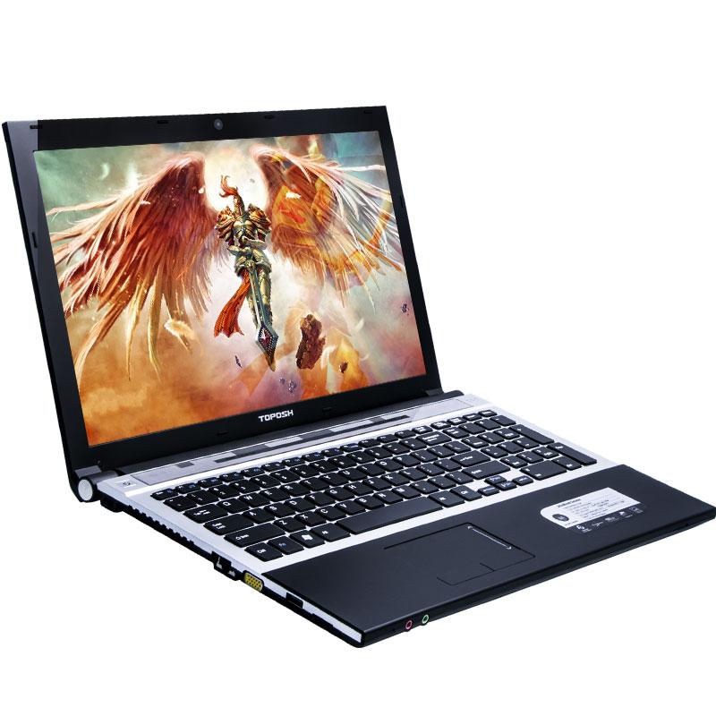 """ram 256g P8-02 שחור 8G RAM 256G SSD Intel Pentium N3520 15.6"""" מחשב מחברת המשחקים הנייד DVD הנהג HD מסך עסקים (4)"""