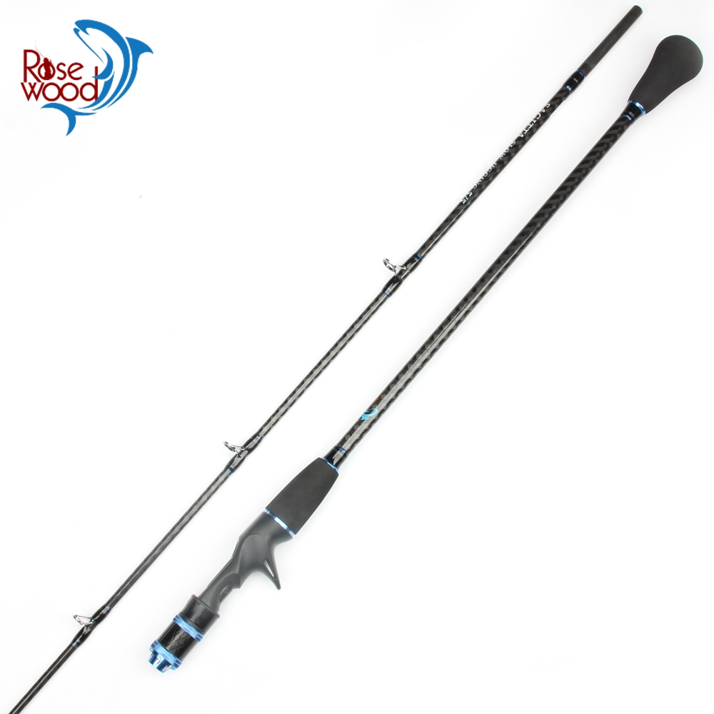 RoseWood 195cm JSC632 5 5 Heavy Jigging Rod Boat Rod 200g Max Lure Weight Slow Pitch