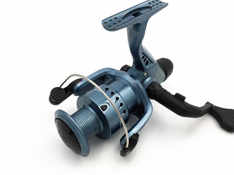 2018 Новый krookroo серый модель 4000 спиннинг Рыбалка катушка 1bb 5.1: 1 Рыбалка колеса Пластик + Гальваника песочные часы 017 #
