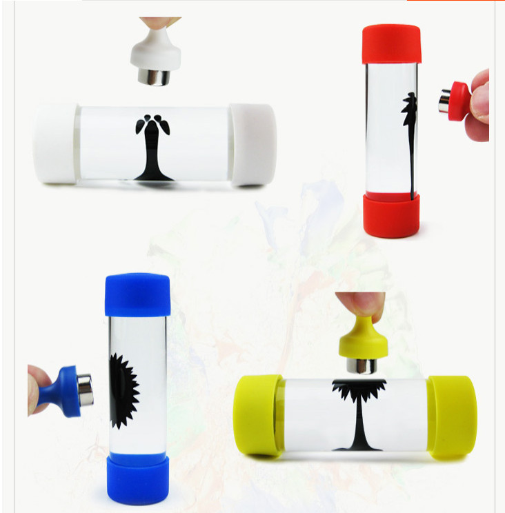 Cool Magic Magnetic Stress Relief Toy For Boys Indoor Office Liquid Toys Gift Present