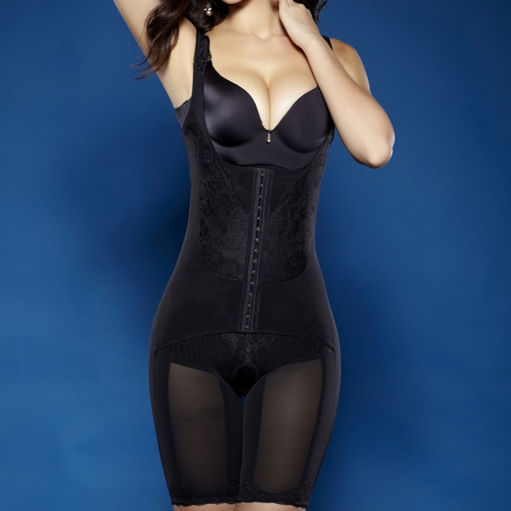 418b7d020f Summer Magnetic Corset Shapewear Underwear Waist Corsets Bodysuit Women  Girdles Body Shaper