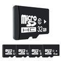 64gb Memory Cards TF Micro SD Card 4GB 8GB 16GB 32GB class 10 Micro sd card Pen drive flash card WITH Adapter usb stick