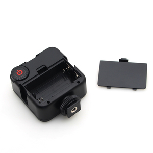 Image 5 - Mini DC 3V 5,5 W 49 LED cámara de vídeo Panel de luz lámpara 6000K para Canon Nikon DSLR Cámara videocámara DVR DV fotografía