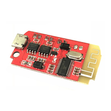 CT14 Mini Bluetooth 4.2 Power Amplifier Sound Box Amplifier Board Module 5VF 5W+5W Mini with Charging Port mini power dp pro mini servo section board 9 channels power box with bec for gas plane