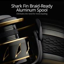 Sharky III Gold 5.2:1 Gear Ratio Full Metal Spinning Reel 18KG Max