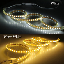 Tanbaby 220V IP67 Waterproof Led strip with 120 Leds/M White