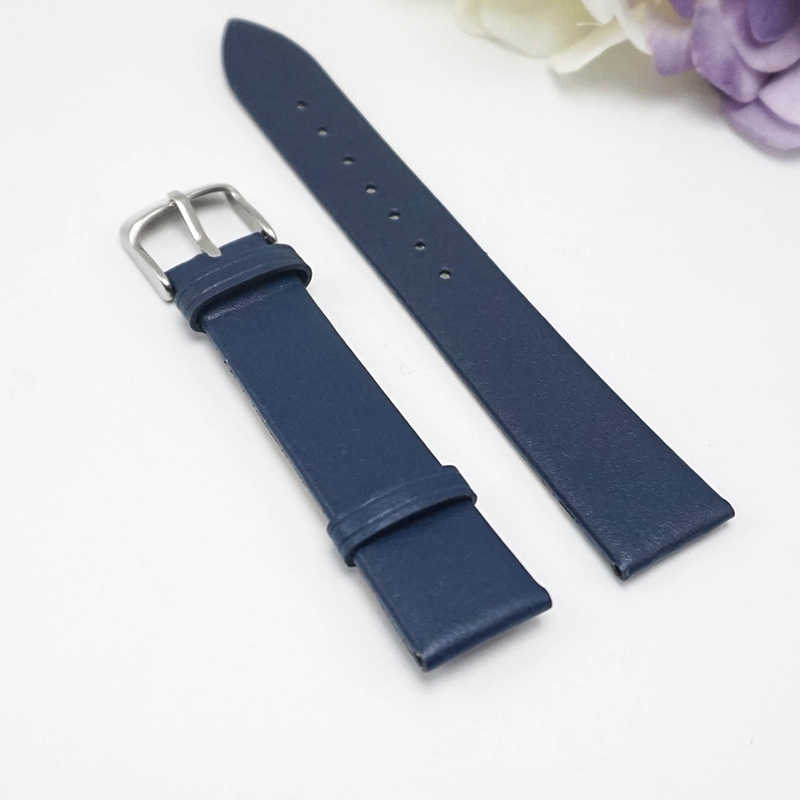 Pulseiras de relógio de couro verdadeiro correias 12 14 16 18 20 22mm 2020 nova pulseira 20mm pulseira masculina feminina 16mm para relógios mecânicos