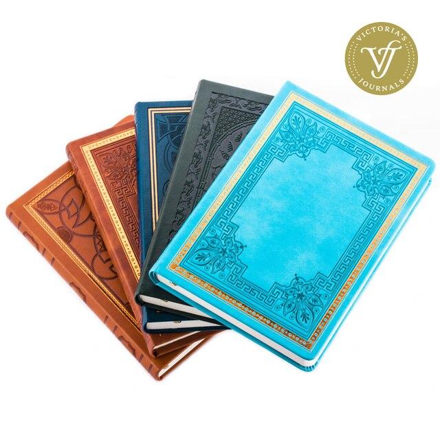 하드 커버 old book undated diary leatherette 빈티지 원고 여행 저널 cuaderno tapa dura notizbuch libretas notebook