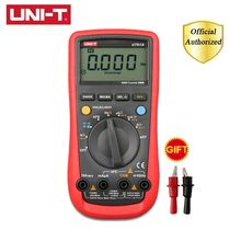 UNI-T UT61A DMM Digital Multimeter Auto Range Data Hold AC DC Voltage Current Ammeter NCN Tester with LCD Backlight rt300m led ultra bright backlight smart voltage current tester 300ma digital led tester for laptop ac 90 265v with tester pens