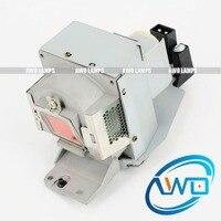 Awo qualidade reposição compatível 5j. j8j05.001 com lâmpada do projetor habitação para benq mw663/tw663