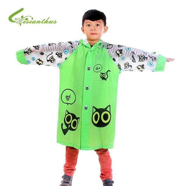 942f6c848 Aliexpress.com   Buy Raincoat for Children Cartoon Animal Kids Girls ...
