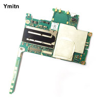 Ymitn Housing Unlocked Mobile Electronic Panel Mainboard Motherboard Circuits Flex Cable For Sony Xperia XZ F8332 F8331