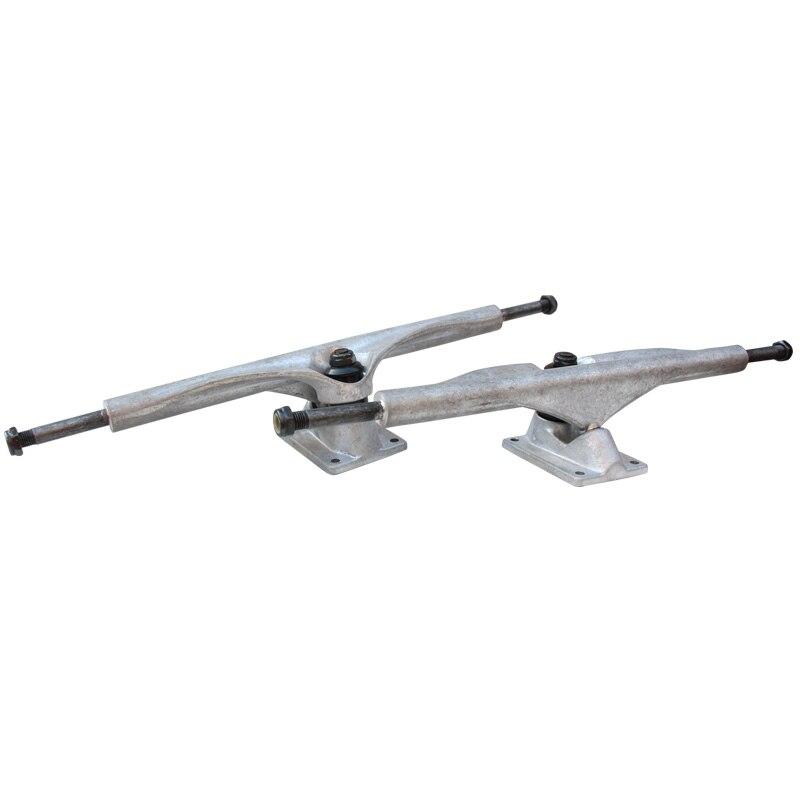 2pcs New electric skateboard truck 10 5inch silver black longboard truck bridge flat plate skateboard bridges