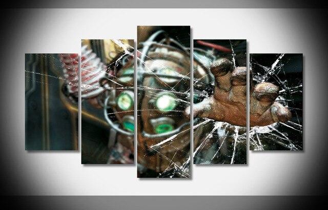 7104 14944 bioshock 3d poster Framed Gallery wrap art print home ...
