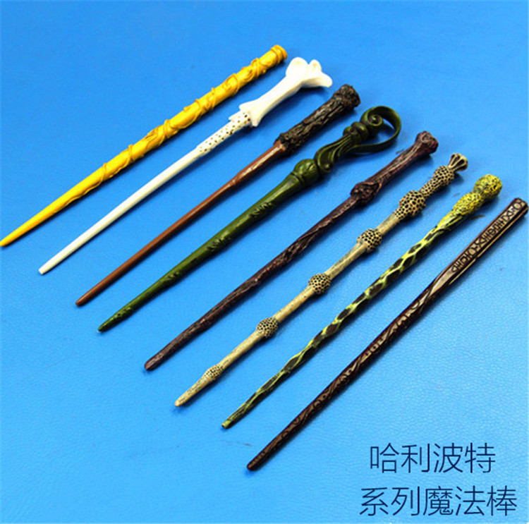 Childrens toys gift Harry Potter Halloween magic wand Cosplay props weapon film perimeter Cosplay Props shipping free