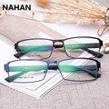 Pure titanium armações de plástico através de óculos tr90 para modelos de arte dos homens ultra-leve óculos full frame de quatro-cor quadros 2017