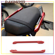 for YAMAHA MT09 MT 09 MT-09 Motorcycle Accessories CNC Rear Seat Pillion Passenger Grab Handle Bar Hand Rail