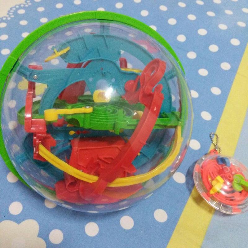 Novi 3D Magic Intellect Puzzle Maze Ball Mozgalica Igra Obrazovanja - Igre i zagonetke - Foto 5