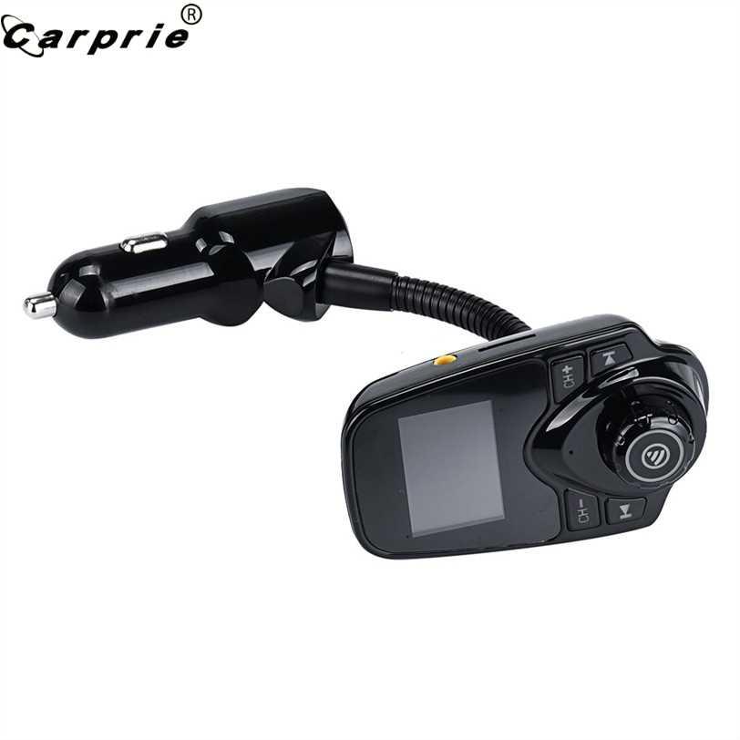 CARPRIRE Xe Bộ Tay Cầm Không Dây Phát FM Bluetooth MP3 Người Chơi USB MÀN HÌNH LCD Bộ Điều Chế 90508
