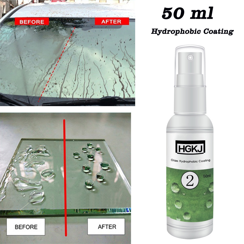 Oil-Glass Liquid Ceramic Car-Coating Hydrophobic-Coating-Technology Anti-Corrosion Waterproof