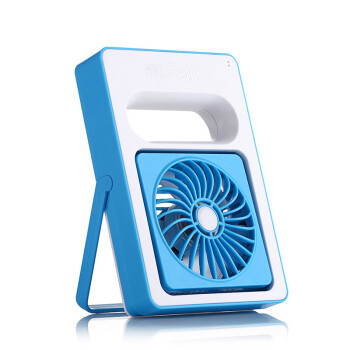 New Dora Fan Promise Speed Control Mini Hand-held Portable Charge USB Blue Mini Fan n galwey w introduction to mixed modelling beyond regression and analysis of variance