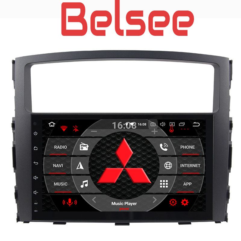 Belsee Octa Core PX5 4G 32GB 2 Din Android 8 0 Car Radio font b Multimedia