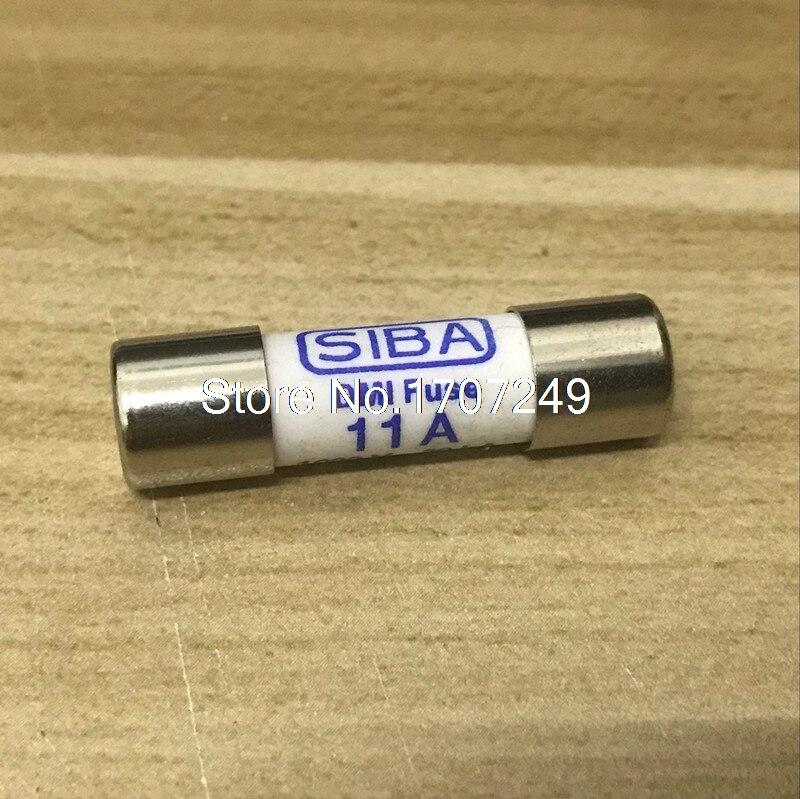 44 5021006.0 SIBA fusibile per DMM 1000VAC//DC 10X35