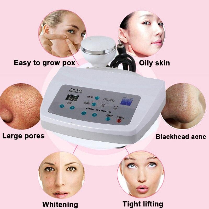 Ultraschall EMS Massage Stimulieren Körper gesichts beruf hautpflege Gesicht Bleaching Sommersprossen Entfernung Gewicht Verlust massage Maschine