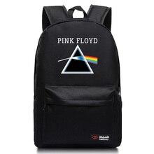 2017 new Fashion Rucksäcke für Jugendliche mädchen Pink Floyd Band Musik school book taschen Unisex mochila