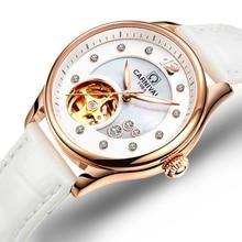 Women Watches Carnival Luxury Brand Watch Women Automatic Mechanical Wrist Watch Sapphire Waterproof relogio feminino C0682-5