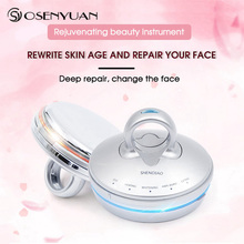 2019 Mini Home Beauty Device Spa Facial RF Radio Frequency Skin Tightening Rejuvenation Skin Care Anti-aging Thermage Equipment mini handheld rf radio frequency skin rejuvenation beauty salon home use devices