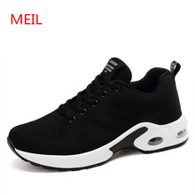 Air Cushion mesh sneakers men shoes casual Designer tenis summer Breathable Male trainers shoes for men chaussure homme sport