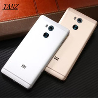 TANZ Redmi4 Pro Official Original Housing Replacement Parts Metal Back Battery Cover Phone Case For Xiaomi