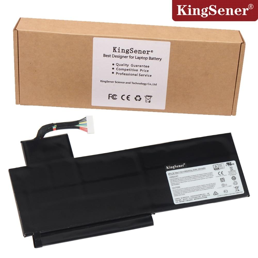 ФОТО Original Genuine New BTY-L76 Laptop Battery For MSI Erazer X7613 MD98802 MS-1771 XMG C703 GS70 GS72 GS60 BTY-L76 11.1V 5400mAh